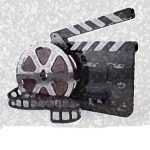 Logo cinéma éponge Filtre