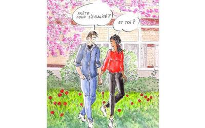 Jusqu'au 23 mai expo des dessins de Paule Gécils – Local 14
